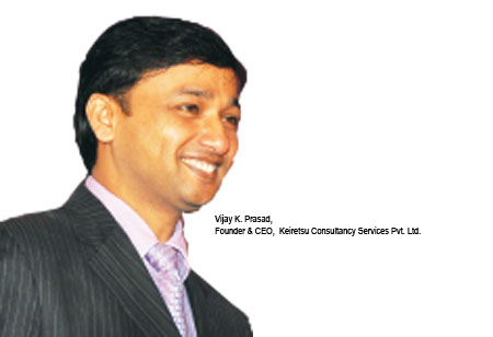 Vijay K. Prasad,,Founder & CEO,Keiretsu-Consultancy-Services-P-Ltd