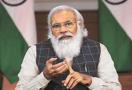 PM Modi invites global CEOs to make India 'aatmanirbhar' in the oil and gas sector