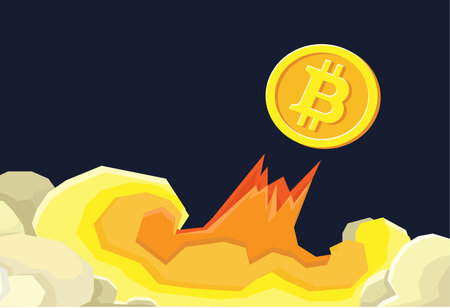 Bitcoin Market Raises 58 percent in Past Three Months