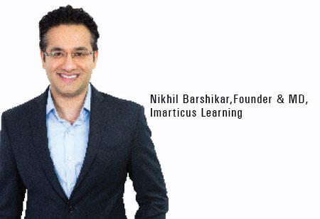 Nikhil Barshikar,Founder and MD,Imarticus-Learning
