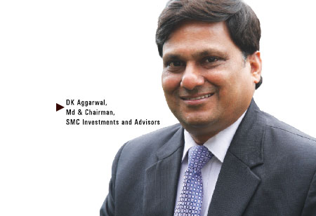 D.K Aggarwal,Chairman & Managing Director,SMC-Investments-and-Advisors