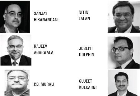 Sanjay Hiranandani,Managing Partner and CEO,DOT1-Solutions