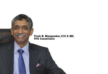 Vivek N. Mangaonkar ,CEO & MD,VPD-Consultants