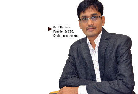 Salil Kothari, Founder & CEO,Cyclo-Investments