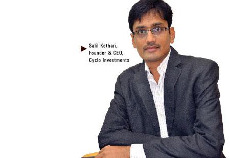 Salil Kothari, Founder & CEO,Cyclo-Investments