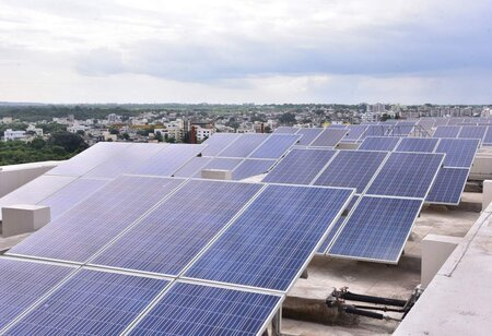 India's 2020 Solar Capacity Addition goes down by 56 Percent, Lowest in Five Years