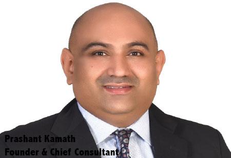 Prashant Kamath,Chief Consultant & Founder,SunInfiniti