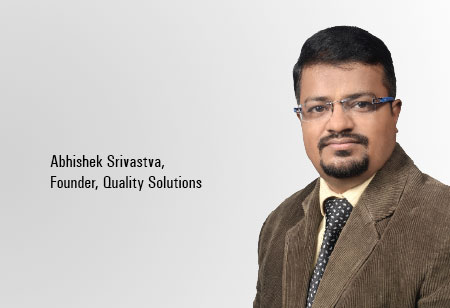 Abhishek Srivastva,Founder,Quality-Solution