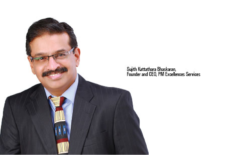 Sujith Kattathara Bhaskaran, CEO,PM-Excellences-Services