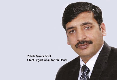 Yatish Kumar Goel, CEO,GrowOn-Consultancy-Services