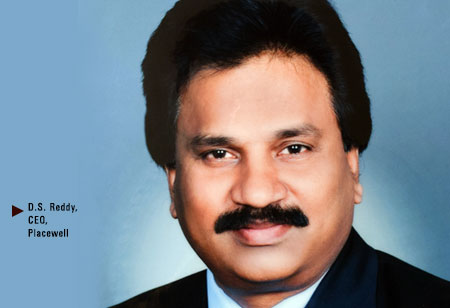 D.S. Reddy,CEO,Placewell-HRD-Consultants