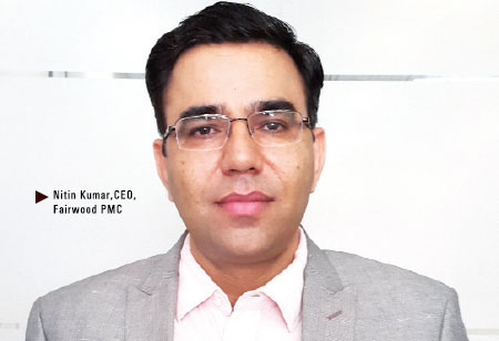 Nitin Kumar,  CEO,Fairwood-PMC
