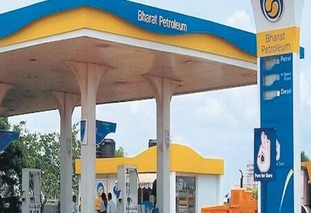 Bharat Petroleum Rises Post Board Approves Sale Of Numaligarh Refinery