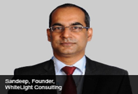 Sandeep,Founder,WhiteLight-Consulting