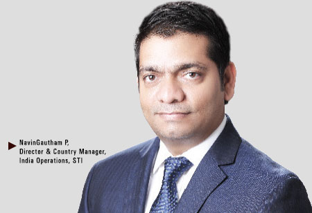 Navin Gautham P,Director & Country Manager,Superior-Talent-India