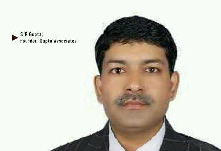 S R Gupta,   Founder,Gupta-Associates