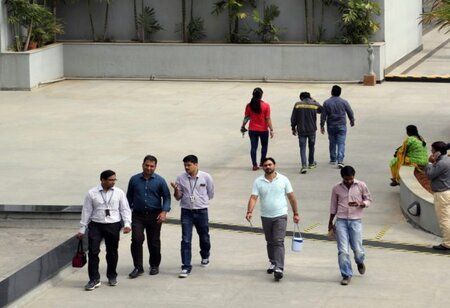 Unemployment rate in urban areas rose to 13.3% in July-Sept 2020, states Labour survey