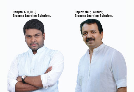 Sajeev Nair,Chief Mentor,Bramma-Learning-Solutions