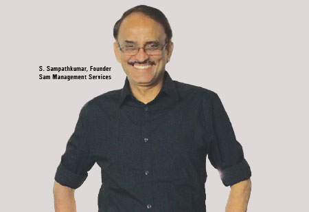 S. Sampathkumar ,Founder,Sam-Management-Services