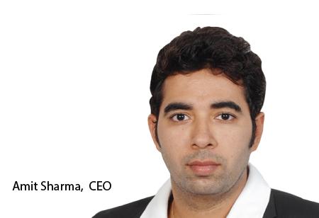 Amit Sharma ,CEO,Dishah-Strategic-Solutions