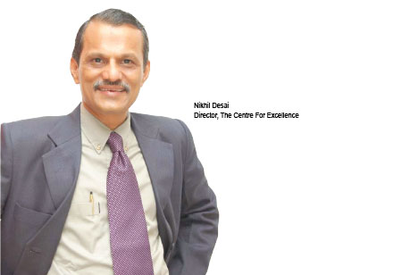 Nikhil Desai,Founder & Director,The-Centre-For-Excellence