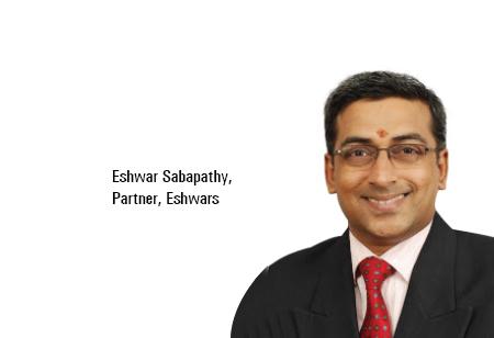 Eshwar Sabapathy, Partner,Eshwars