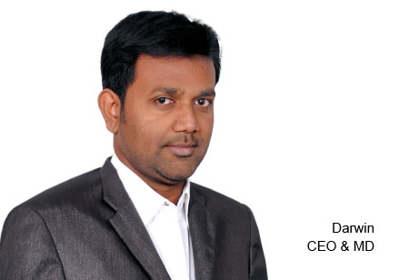 Darwin,CEO & MD,Got-Softwares