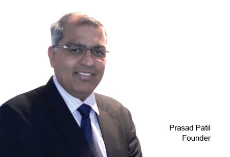 Prasad Patil,Founder,Maha-Infotech