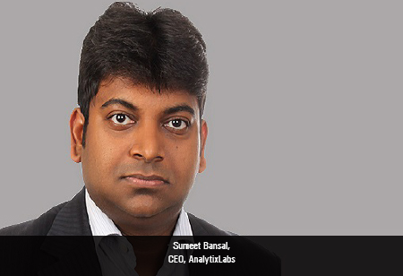 Sumeet Bansal,CEO,AnalytixLabs