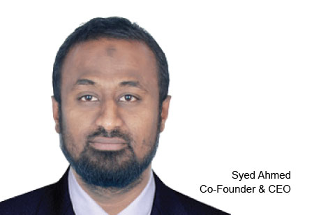 Syed Ahmed,Co-Founder &CEO,Esquare-Info-Solutions
