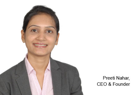 Preeti Nahar,CEO,Virtuoso-Infotech