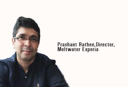 Ravikant Banka,CMD,Meltwater-Experia