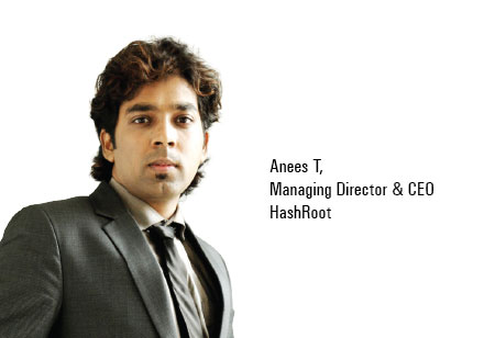 AneesT,Managing Director & CEO,HashRoot