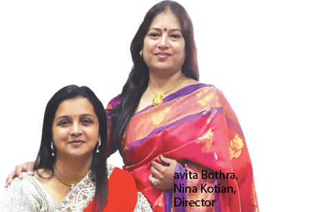 Kavitha Bothra and Nina Kotian,Directors,Pinnacle-Wealth-Management
