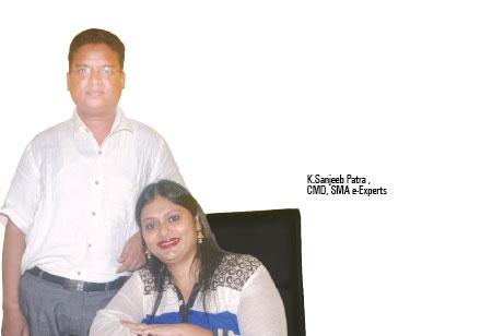 Sanjeeb Patra,Chairman & MD,SMA-eExperts