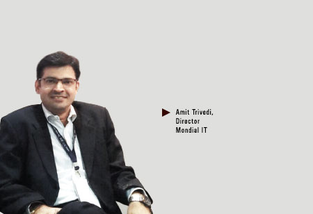 Amit Trivedi,Director,Mondial-IT-Consultants