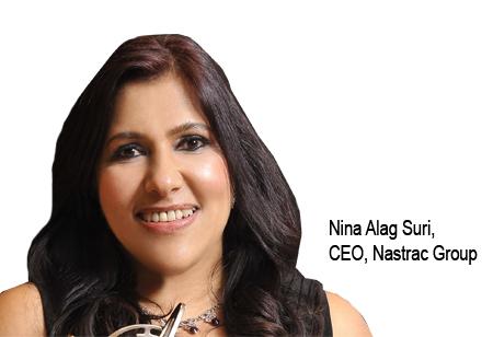 Nina Alag Suri,CEO, Nastrac Group,Nastrac-Group