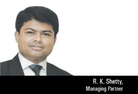 R. K. Shetty, Managing Partner,RAKCHAMPS-Co-LLP