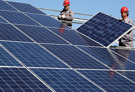India is Pulling ahead of China in the Solar Power Race