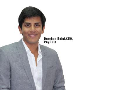 Darshan Balai,Founder,PayRule