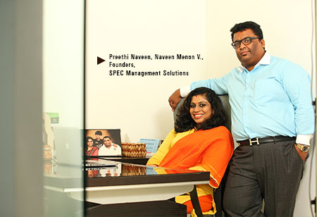 Naveen Menon,  COO,SPEC-Management-Solutions
