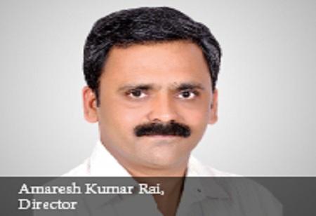 Amaresh Kumar Rai ,Director,Krti-Consulting