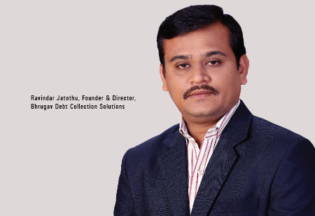 Ravindar Jatothu,Director,Bhrugav-Debt-Collection-Solutions