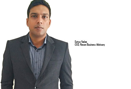 Satya Yadav,CEO,Recon-Business-Advisory