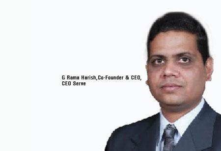 PVS Prakasam ,Founder,CEO-Serve