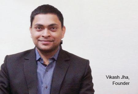 vikas Jha,Founder,Unotech-Software-Solutions