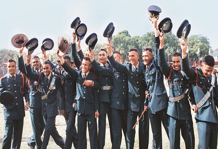 How to Join the Indian Armed Forces