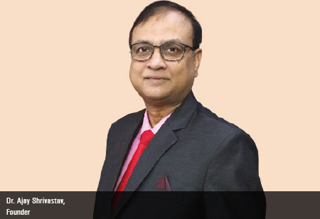 Dr. Ajay Shrivastav,Founder,Anexion-Transformation