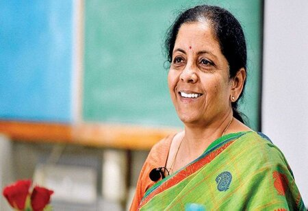 India's inflation target band up for review: states finance minister Nirmala Sitharaman