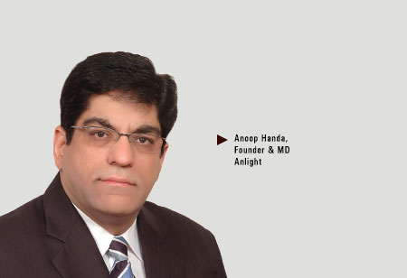 Anoop Handa ,Founder and MD,Anlight-Consulting-Services